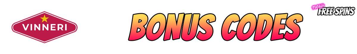 Vinneri-bonus-codes