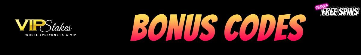 VIP Stakes-bonus-codes