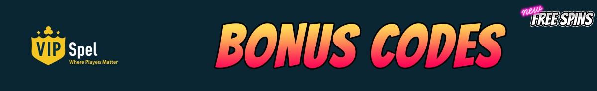 VIPSpel-bonus-codes
