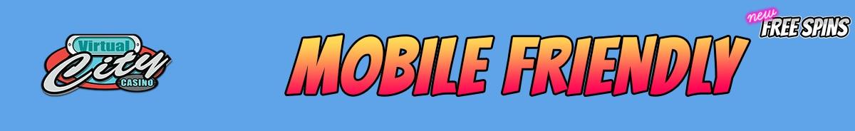 Virtual City Casino-mobile-friendly