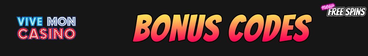 Vive Mon Casino-bonus-codes