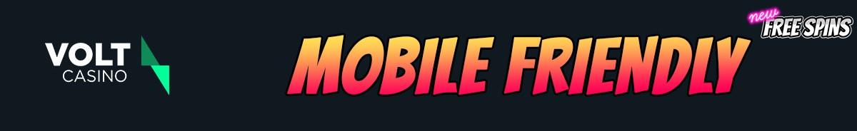 Volt Casino-mobile-friendly