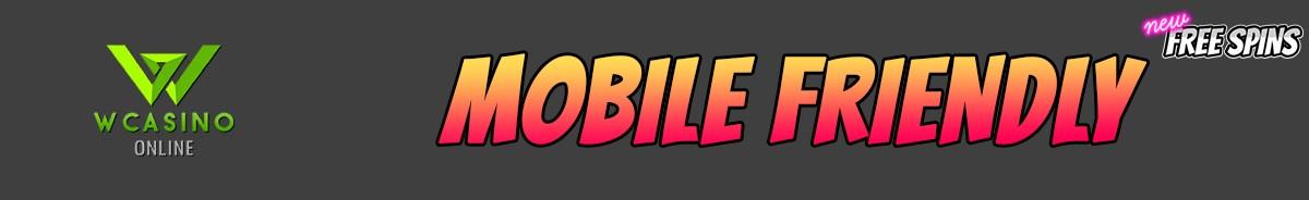 Wcasino-mobile-friendly