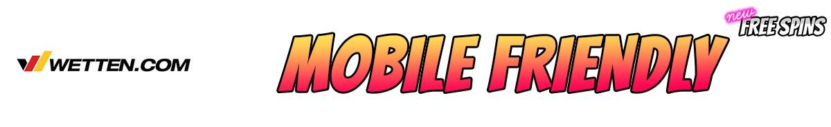 Wetten Casino-mobile-friendly