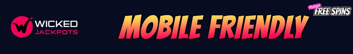 Wicked Jackpots-mobile-friendly