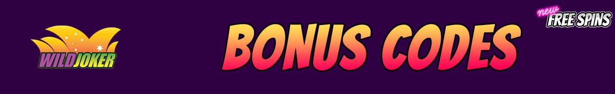 Wild Joker-bonus-codes