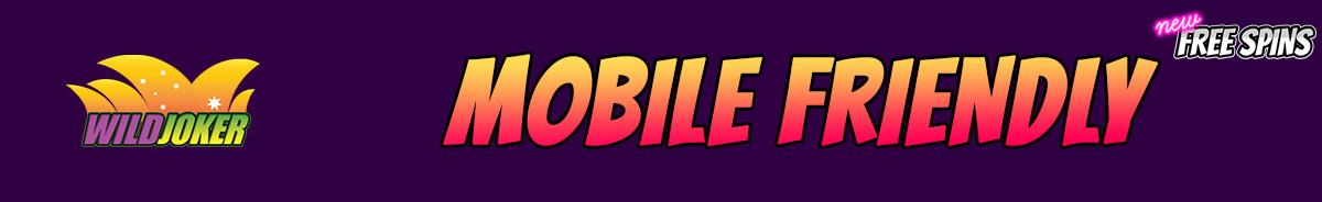 Wild Joker-mobile-friendly