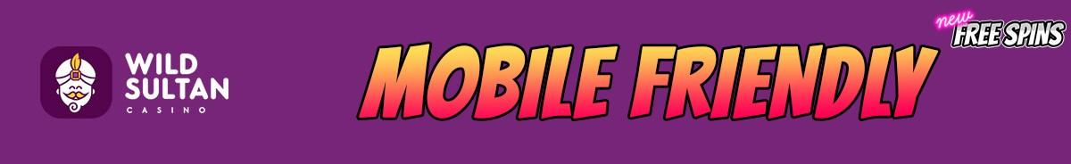 Wild Sultan Casino-mobile-friendly