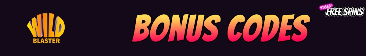 Wildblaster Casino-bonus-codes