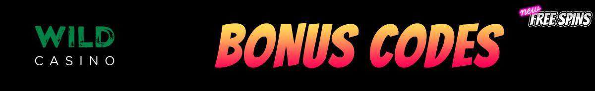 WildCasino-bonus-codes