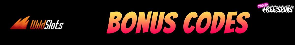WildSlots Casino-bonus-codes