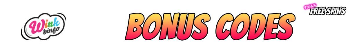 Wink Bingo Casino-bonus-codes