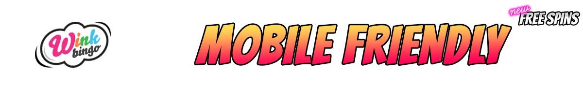 Wink Bingo Casino-mobile-friendly