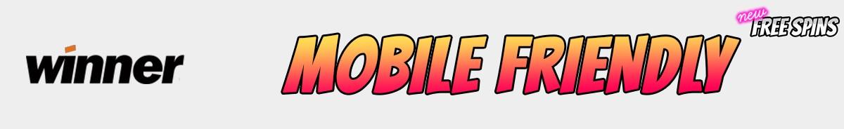 Winner Casino-mobile-friendly