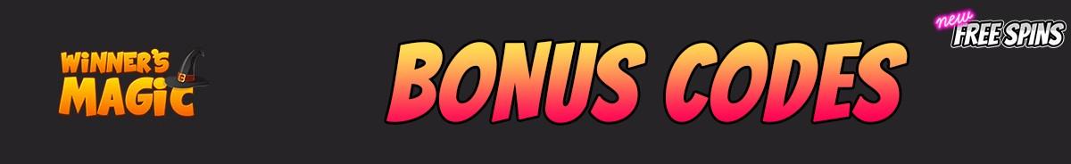 Winners Magic-bonus-codes