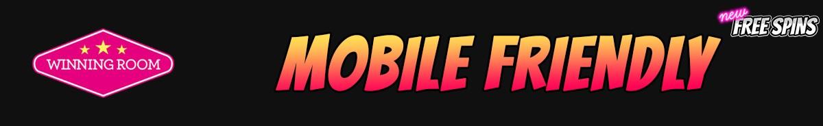 Winning Room Casino-mobile-friendly