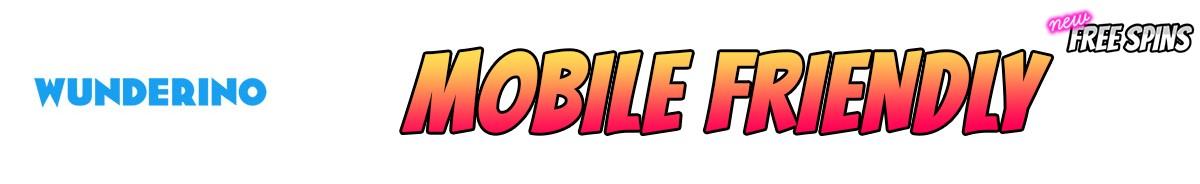 Wunderino Casino-mobile-friendly
