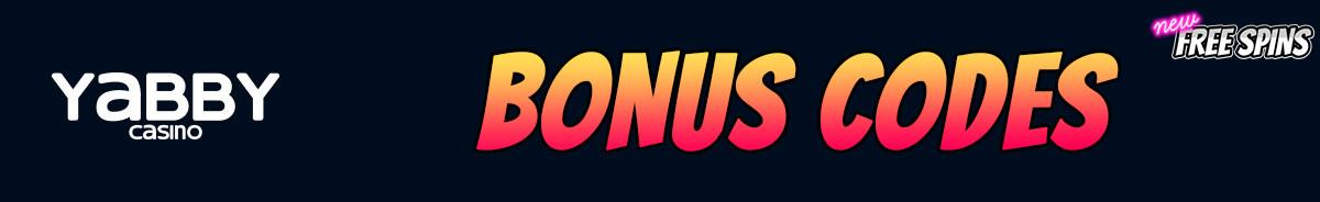 Yabby Casino-bonus-codes