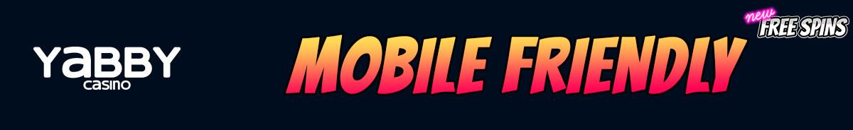 Yabby Casino-mobile-friendly