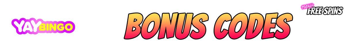 Yay Bingo Casino-bonus-codes