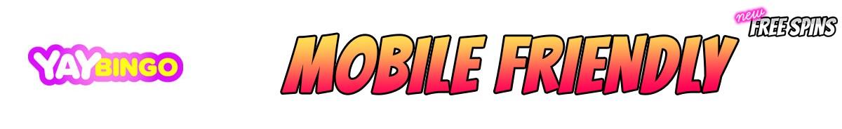 Yay Bingo Casino-mobile-friendly