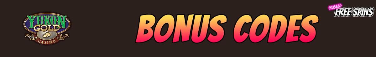 Yukon Gold Casino-bonus-codes