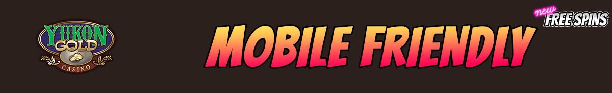 Yukon Gold Casino-mobile-friendly