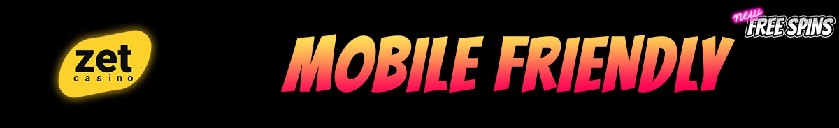 Zet Casino-mobile-friendly