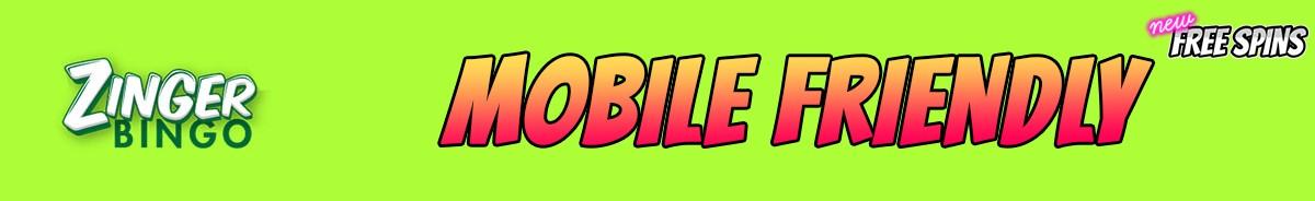 Zinger Bingo Casino-mobile-friendly