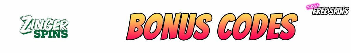Zinger Spins Casino-bonus-codes