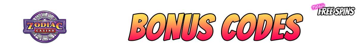 Zodiac Casino-bonus-codes