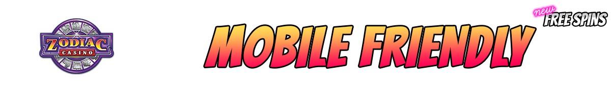 Zodiac Casino-mobile-friendly